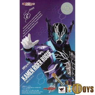 S.H.Figuarts  Masked Rider Build  Kamen Rider Rogue