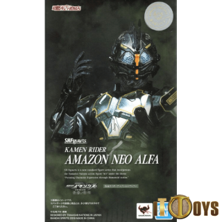 S.H.Figuarts  Masked Rider Amazons  Kamen Rider Amazon Neo Alpha