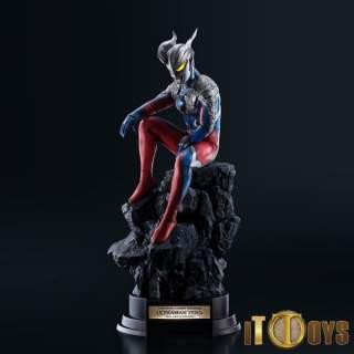 Tamashii Studio  Ultraman  -Premium- Ultraman Zero -10th Anniversary-
