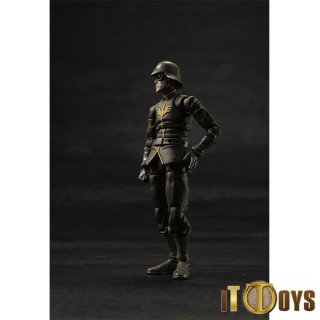 G.M.G.  Mobile Suit Gundam  Principality of Zeon Army Soldier 01