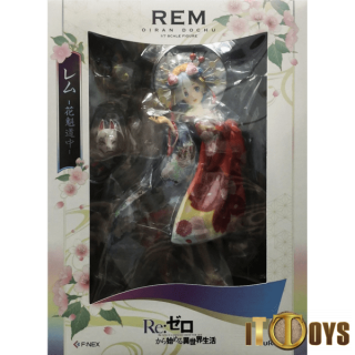 1/7 Scale Re:ZERO -Starting Life in Another World- Rem -Oiran Dochu-