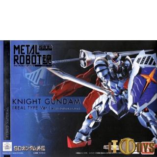 METAL ROBOT [SIDE MS] Knight Gundam (Real Type Ver.)
