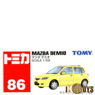 Tomica [086] Mazda Demio