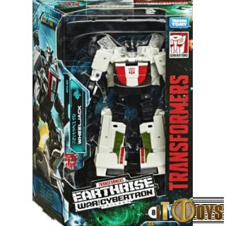 Transformers WFC-E6 Earthrise War for Cybertron Wheeljack