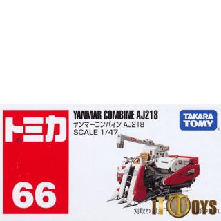 Tomica [066] Yanmar Combine AJ218