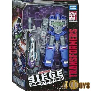 Transformers SEIGE War of Cybertron Refraktor