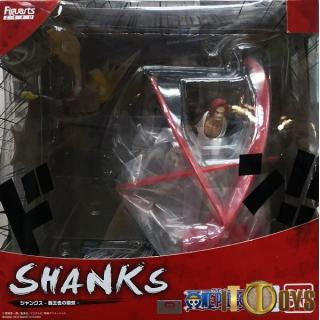 Figuarts ZERO One Piece Shanks -Haoshoku no Haki-