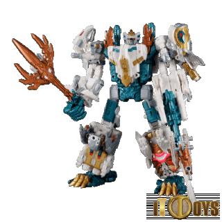 Transformers Generations Selects God Neptune Piranacon