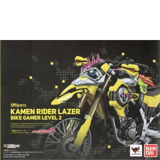 S.H.Figuarts  Masked Rider EX-AID  Laser Bike Gamer Level 2