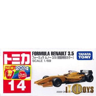 Tomica [014] Formula Renault 3.5