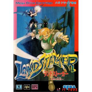 Sega Mega Drive - Land Stalker