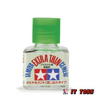 Tamiya (40ml) Extra Thin  Cement