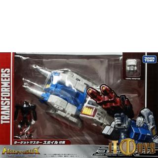Transformers  Legends [LG-65]  Target Master Twintwist