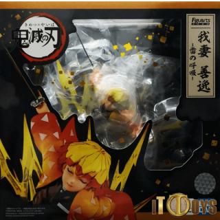 Figuarts ZERO  Demon Slayer Kimetsu no Yaiba  Zenitsu Agatsuma