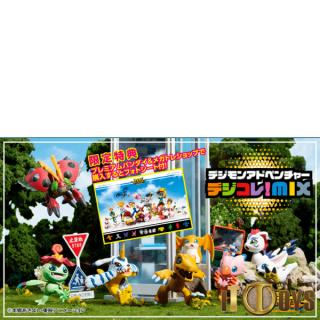 Digimon Digimon Adventure Digicolle Mix Set (with gift)
