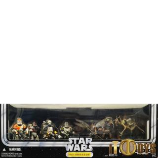 Star Wars  The Saga Collection  Republic Commando Delta Squad