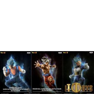 Prize Figure Dragon Ball Super Vegito, Son Goku, Vegeta