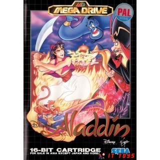 Sega Mega Drive - Aladdin