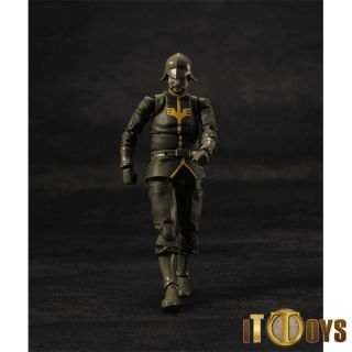 G.M.G.  Mobile Suit Gundam  Principality of Zeon Army Soldier 02