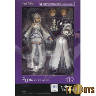 Figma [419] Re:ZERO -Starting Life in Another World-  Emilia