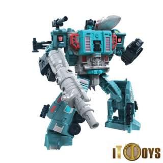 Transformers SEIGE War for Cybertron [WFC-E23] Leader Class Doubledealer