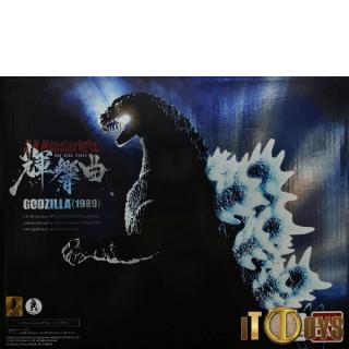 S.H.MonsterArts Godzilla Godzilla (1989) Koukyoukyoku
