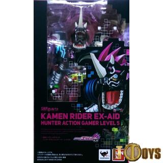 S.H.Figuarts  Masked Rider EX-AID  Kamen Rider Hunter Gamer Level 5
