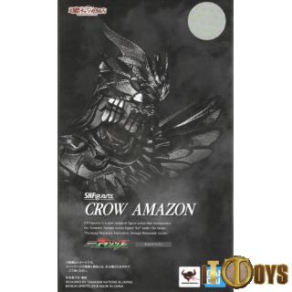 S.H.Figuarts  Masked Rider Amazons  Crow Amazon