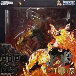 Portrait of Pirates NEO-MAXIMUM One Piece Portgas D. Ace 15th Limited Ver.