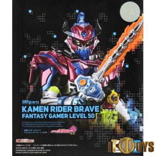 S.H.Figuarts  Masked Rider EX-AID  Kamen Rider Brave Fantasy Gamer Level 50