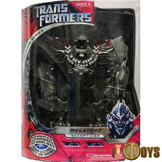 Transformers Movie Leader Class Premium Megatron