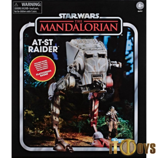 Star Wars: The Vintage Collection The Mandalorian AT-ST Raider Vehicle