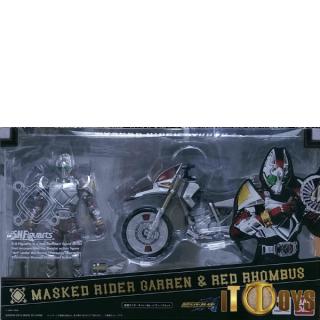 S.H.Figuarts  Masked Rider Blade  Garren & Red Rhombus