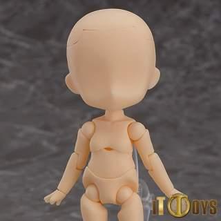 Nendoroid Doll  Archetype: Girl (Almond Milk)