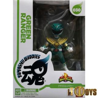 Tamashii Buddies Power Rangers Green Ranger