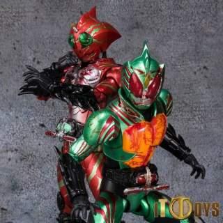 S.H.Figuarts  Masked Rider Amazons  Kamen Rider Amazons Saigo no Shinpan Set