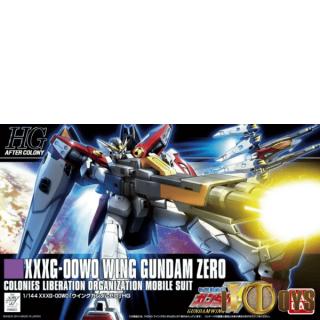 HGAC 1/144 Scale [174] After Colony XXXG-00W0 Wing Gundam Zero