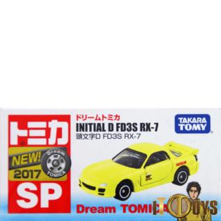 Dream Tomica [SP] Initial D FD3S RX-7