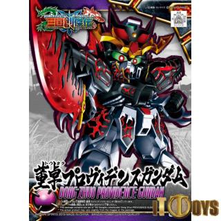 SD Gundam  Sangoku Soketsuden [006]  Dong Zhuo Providence
