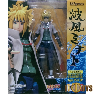 S.H.Figuarts  Naruto  Namikaze Minato