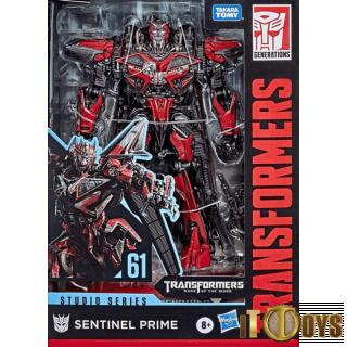 Transformers Studio Series [061] Sentinel Prime