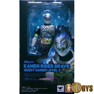 S.H.Figuarts  Masked Rider EX-AID  Kamen Rider Brave Quest Gamer Lv.2