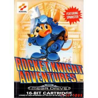 Sega Mega Drive - Rocket Knight Adventure