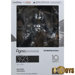 Figma [393] Overwatch Reaper