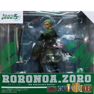 Figuarts ZERO One Piece Roronoa Zoro 5th Anniversary