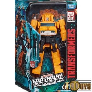 Transformers Earthrise War for Cybertron [E10] Grapple