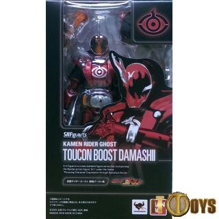 S.H.Figuarts  Masked Rider Ghost  Kamen Rider Toucon Boost Damashii