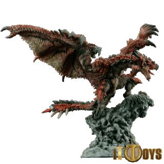Capcom  Figure Builder Creator's Model  Rathalos