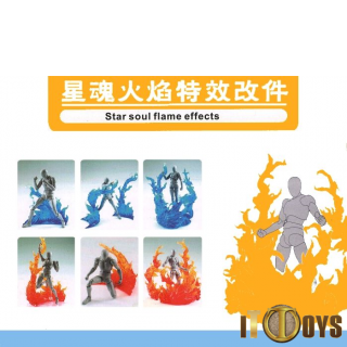 Star Soul Flame Effect