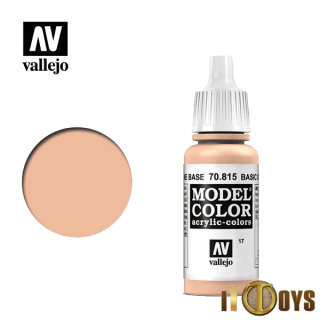 [017] 70.815 Vallejo Model Color (17ml) Basic Skin Tone